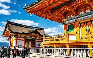 清水寺:古老的寺庙 平静的旅程
