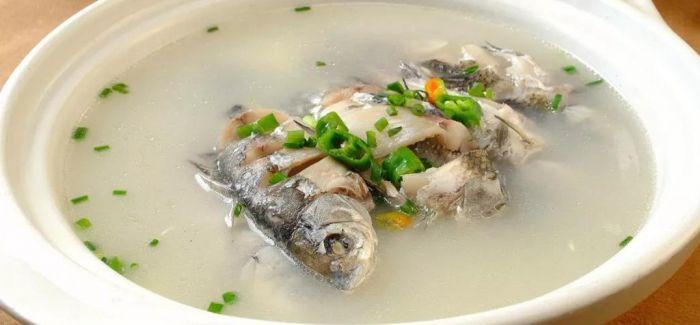 鲫鱼:小小的身材 大大的美味