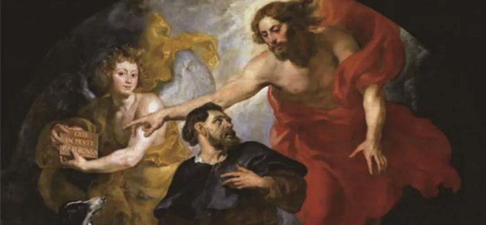 解读鲁本斯《圣罗奇作为瘟疫受害者的保护神》