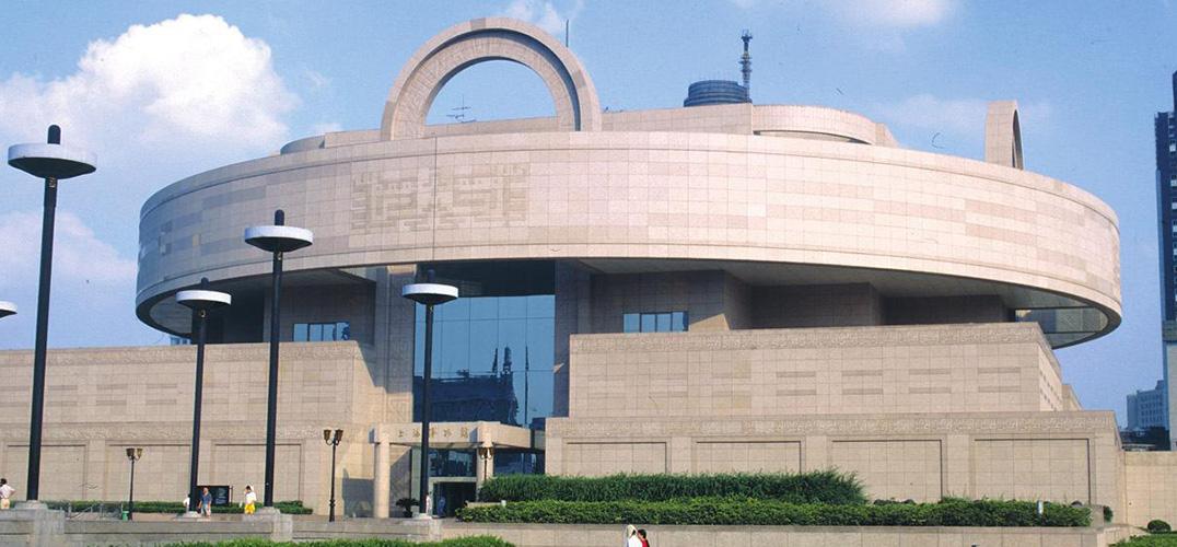 """上海博物馆中的""""春风千里"""""""