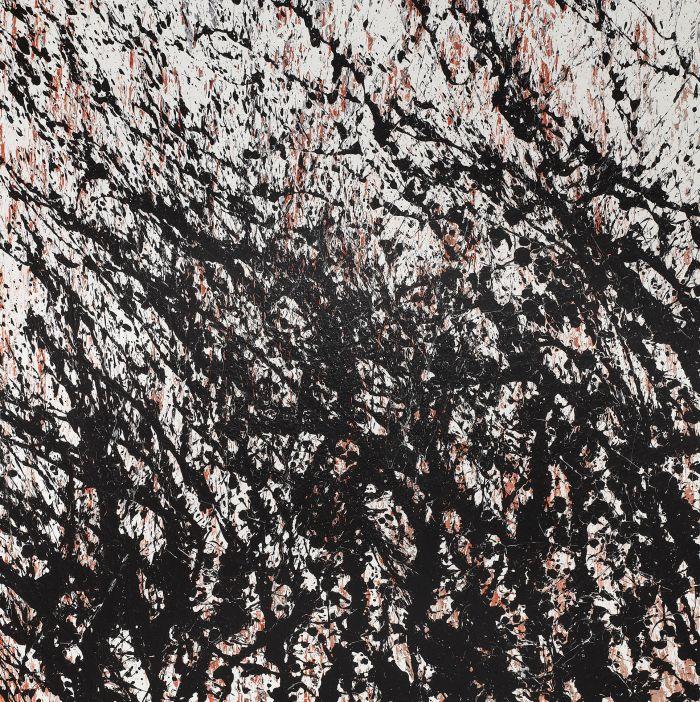 無題 untitled Aclyric on canvas  145cm145cm 2019 BQ0005的副本