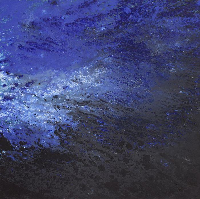 無題 untitled Aclyric on canvas  91cm91cm 2019 BQ0023的副本