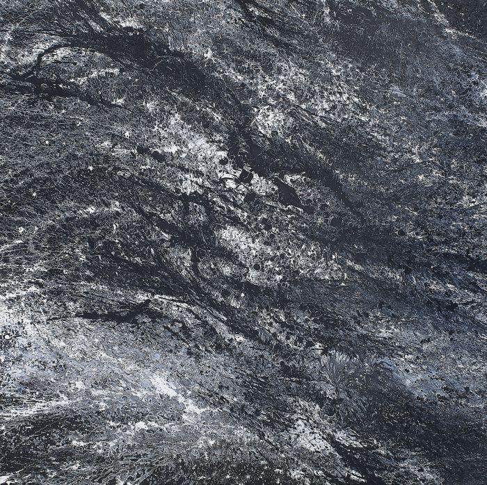無題 untitled Aclyric on canvas  130cm130cm 2019 BQ0004的副本