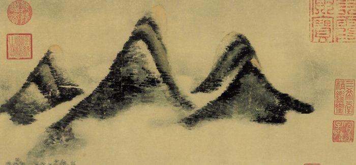 米家点:以有形笔墨呈现无形空间