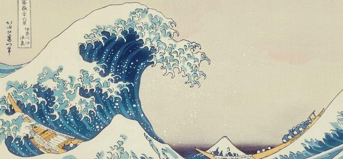 """大英博物馆:浮世绘里的""""江户游览攻略"""""""