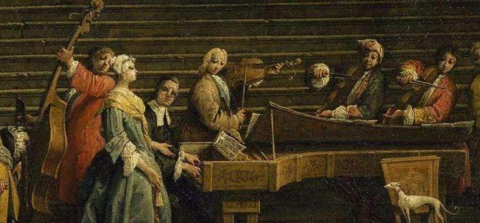 除了旋律 这些音乐家的肖像画也具有标志性