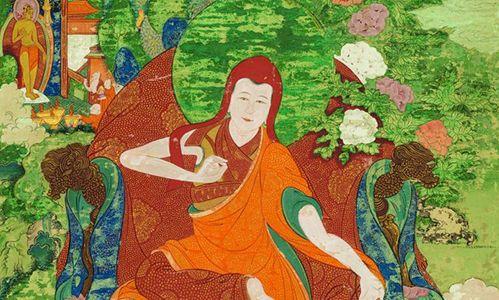 「藏传佛教绘画与造像艺术展」
