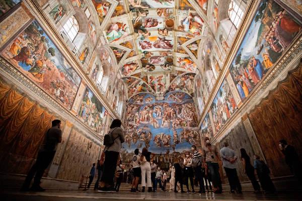 意大利重启博物馆,当地参观者感叹人少真好!