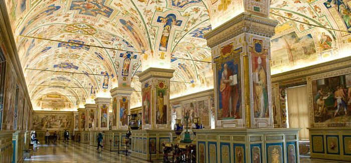 重启后的意大利博物馆:人好少!