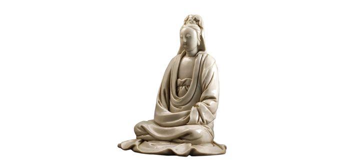 在上海博物馆感受宗教艺术的魅力