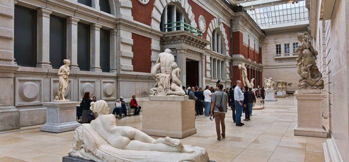 """疫情中那些加速""""上线""""的欧洲博物馆们"""