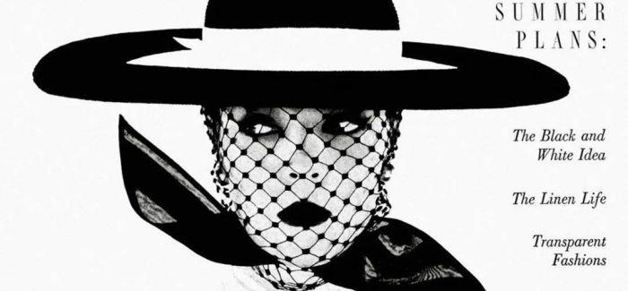 时尚杂志的经典封面告诉你:时尚就是一个圈