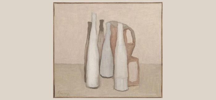 莫兰迪两幅《静物画》米兰上拍