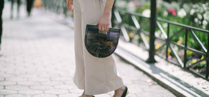纸袋裤:被捆绑后的阔腿裤