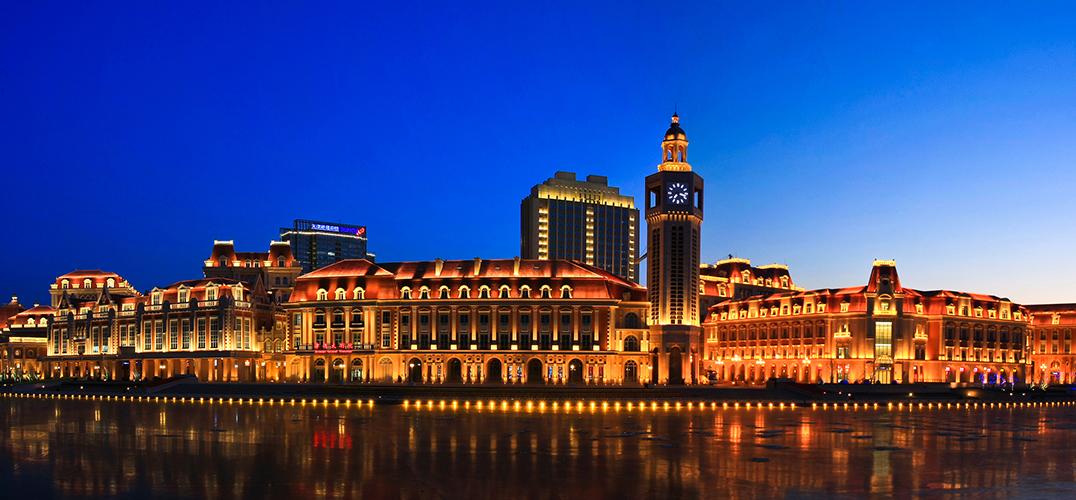 静观天津万国建筑