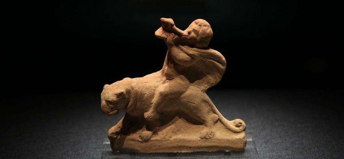 平山郁夫丝绸之路美术馆藏文物展长沙展出