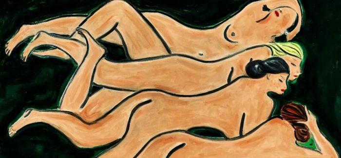 疫情下 常玉《绿色背景四裸女》可否再续传奇?