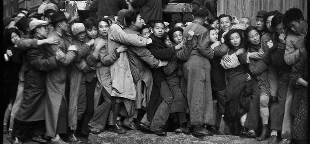 """""""布列松在中国""""巡回展台湾展出"""