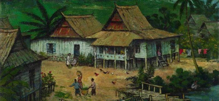 东南亚艺术7月香港上拍