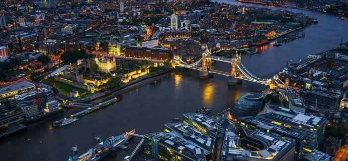 泰晤士:流动的伦敦历史