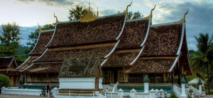 琅勃拉邦:安逸且宁静的佛教之地