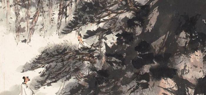 傅抱石作品精选7月登陆香港