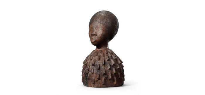 """伦敦呈献""""世界是圆的:林冠艺术基金会收藏"""" 网拍"""