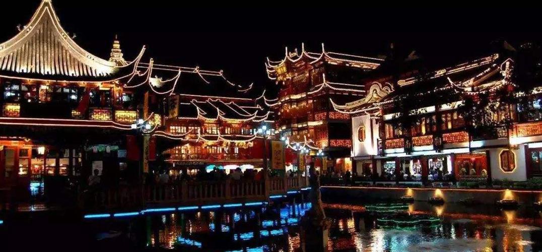 上海豫园:400多岁的时候潮一把