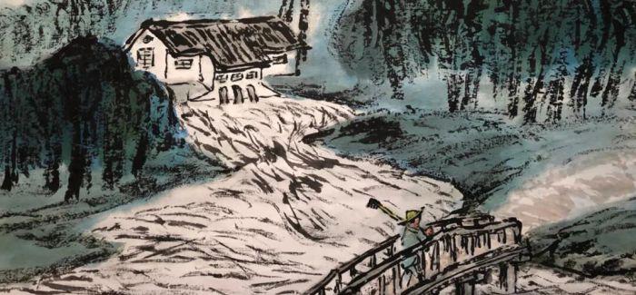 朱屺瞻书画香港上拍