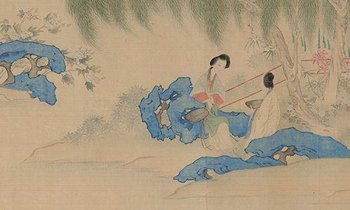「苏州博物馆藏仕女画精品展」