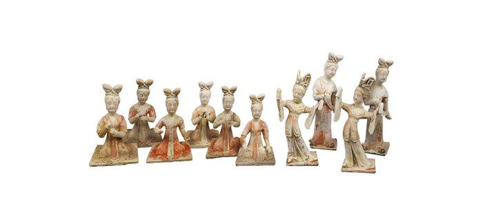 古老的粟特人 千年大唐盛世