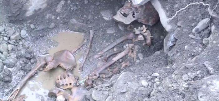 青海果洛州首次发现石棺葬