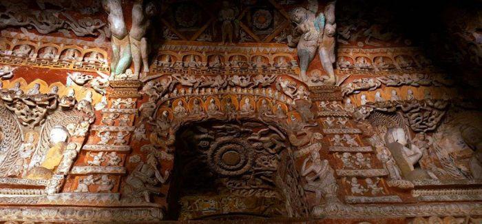 全球首例可移动3D打印复制洞窟成功落成