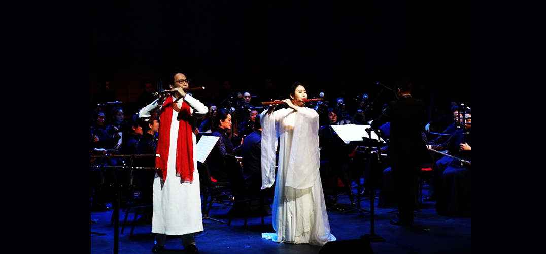 """上海民族乐团呈现""""音乐大餐"""""""