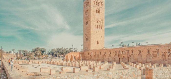 梦幻又复古的 Marrakech