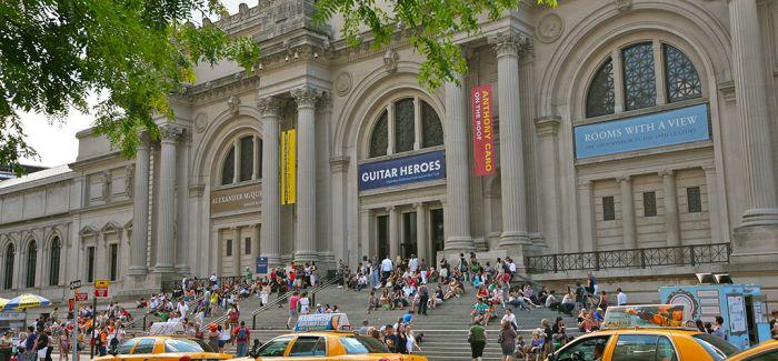 影像之中的纽约大都会博物馆