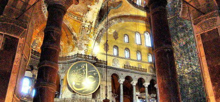 改建or不改建 伊斯坦布尔圣索非亚大教堂很为难