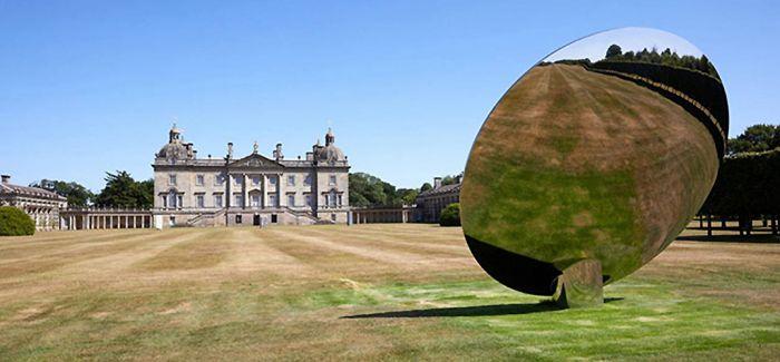 安尼施·卡普尔个展亮相英国霍顿庄园