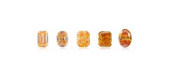 橙色钻石:价随色变
