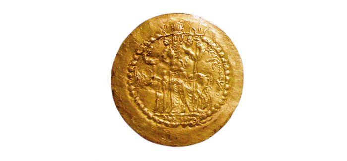 丝路钱币上的王朝更迭