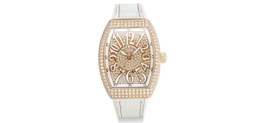 15枚钻石腕表与古董怀表 展现精美时计