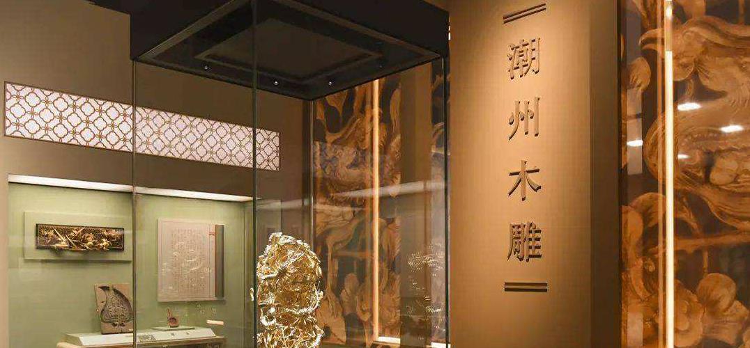 160余件(套)潮州木雕国博展出
