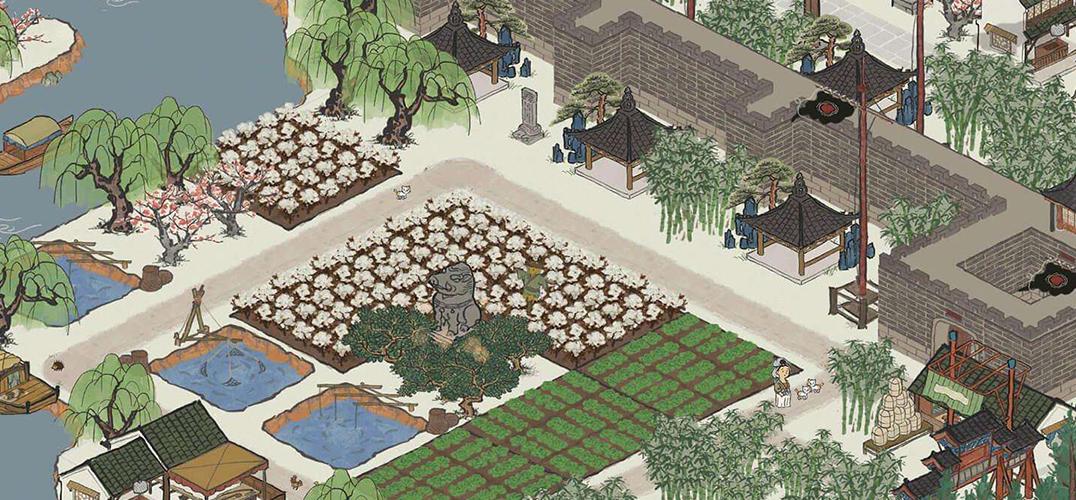 默默出名的《江南百景图》