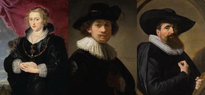 """""""从伦勃朗到里希特""""  荷兰黄金朝代的艺术聚集"""