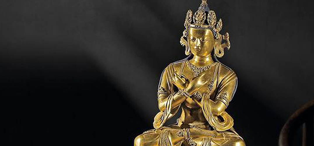 在2020西泠春拍中探究康乾盛世的佛教发展