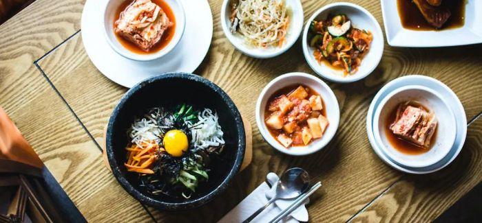 韩国料理:酱拌万物