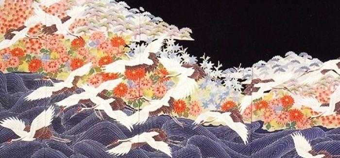 中国画与浮世绘的渊源