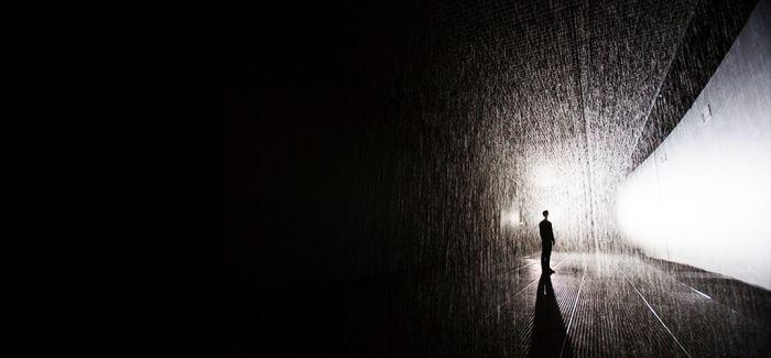 笔触之下 镜头之中 视觉之外 雨是何种存在