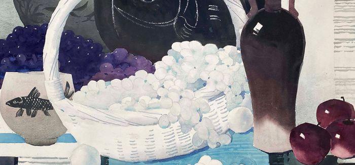 浙江美术馆展中国水彩画百年