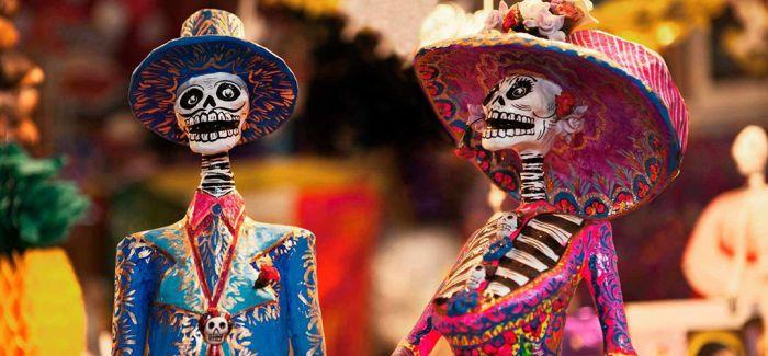 瓜纳华托:不一样的彩色之城
